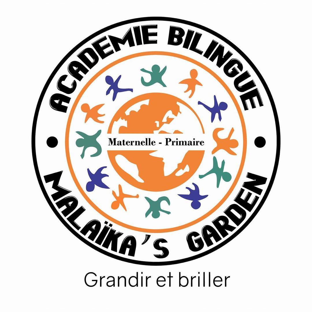 Logo Malaika's Garden