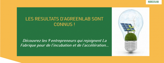 Résultats Agreenlab